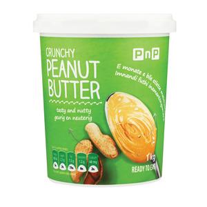 Pnp Peanut Butter Crunch 1kg