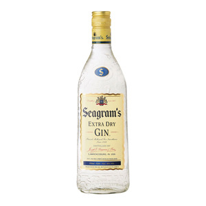Seagrams Extra Dry Gin 750ml