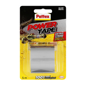 Pattex Power Tape Silver 5m