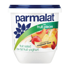 Parmalat Low Fat Fruit Salad Yoghurt 1kg