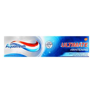 Aquafresh Ultim Whitening Toothpaste 75ml