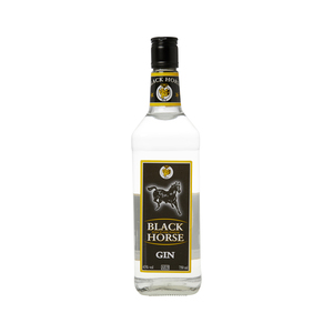 Black Horse Gin 750ml x 12