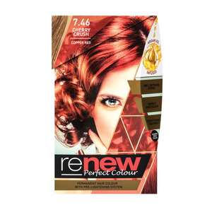 Renew Perm Hair Colour Cherry Crush