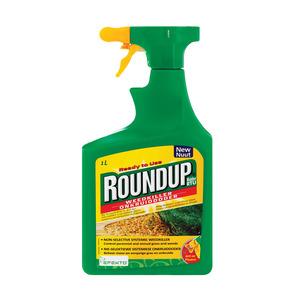 Efekto Roundup Weedkiller Rtu 1 Litre