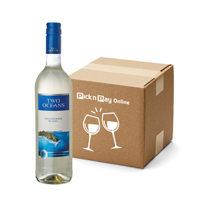 Two Oceans Sauvignon Blanc 750 ml  x 6