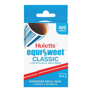 Huletts Equisweet Refill Tablets 400s