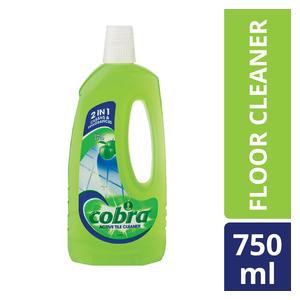 Cobra Crisp Apple Tile Cleaner 750ml