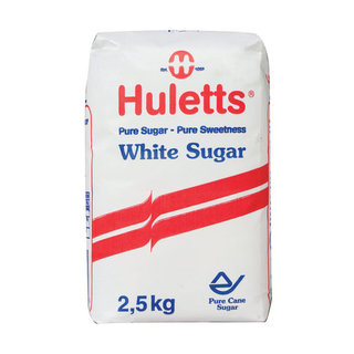 Huletts White Sugar 2.5kg x 8