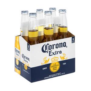 Corona Extra Premium Mexican Beer 355ml x 6