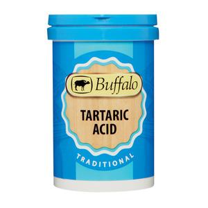 Buffalo Tartaric Acid 100g