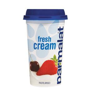 Parmalat Fresh Cream Cup 250ml