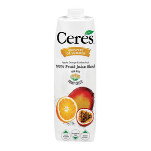 Ceres Whispers Of Summer Juice 1 Litre