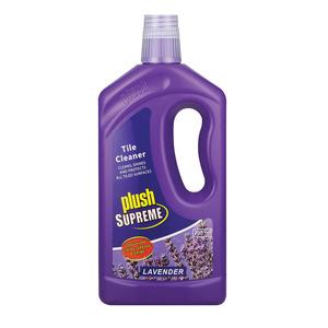 Plush Tile Cleaner Lavender 750 Ml