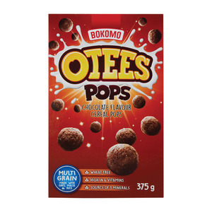 Bokomo Otees Pops Chocolate 375gr