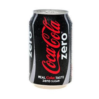 Coca-Cola Zero Can 330ml x 24