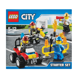 Lego Fire Starter Set (60088)