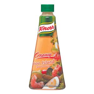 Knorr Salad Dressings 1000 Islands 340ml