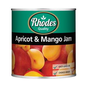 Rhodes Jam Apricot&mango 900gr