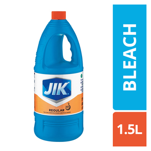 Jik Regular All Purpose Bleach 1.5l x 6
