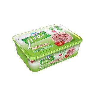 Nestle Jive Ice Cream Strawberry 1.5 Lit Re x 6