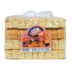 Tuisgebak Bakery Buttermilk Rusks 800g