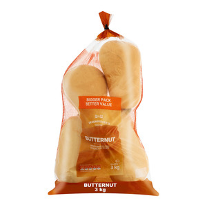 PnP Butternut In Carry Bag