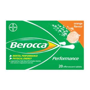 Berocca Performance Tablets 20s