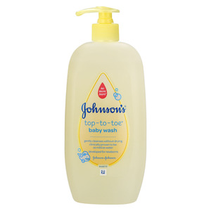 Johnson's Baby Newborn Bath Wash 500ml