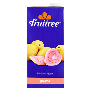 Fruitree Guava Nectar 1 Litre x 12