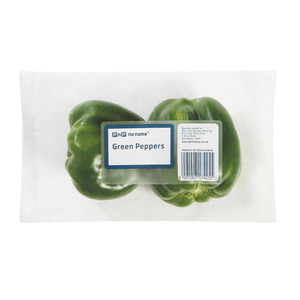 No Name Peppers Green Pp