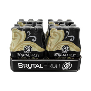 Brutal Fruit Litchi NRB 275 ml x 24