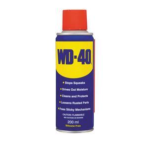 Wd40 Lubricant 200ml
