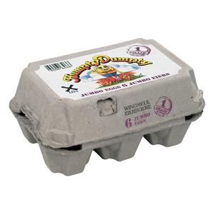 Humpty Dumpty Jumbo Eggs 6s