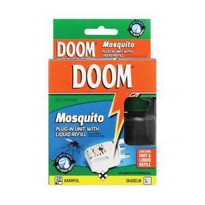 Doom Destroyer Insect Repell Starter Kit