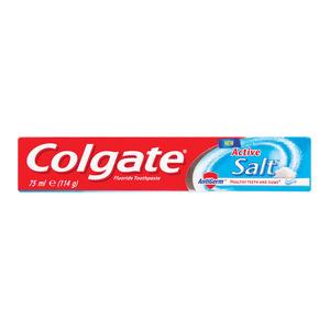 Colgate Toothpaste Active Salt 75ml