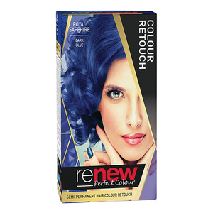 Renew S/perm Hair Colour Royal Sapphire