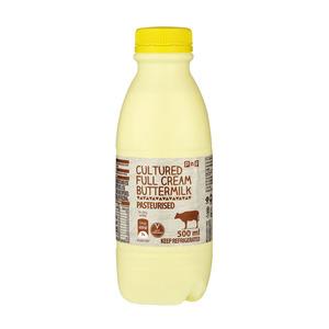 Cultured Buttermilk 500ml