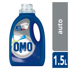 OMO Auto Washing Liquid 1.5l