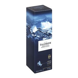 Talisker 10 YO Single Malt Whisky 750ml