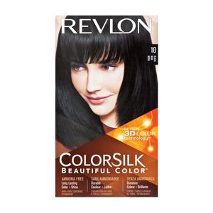 Colorsilk Hair Colour Black 10
