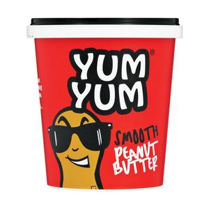 Yum Yum Smooth Peanut Butter 1kg