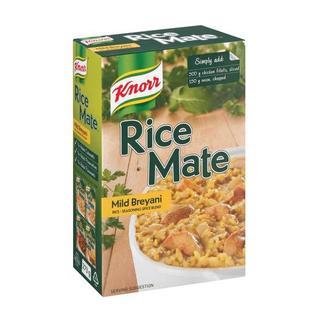 Knorr Rice Mate Mild Breyani 273g x 16