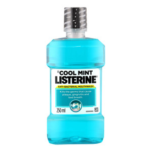 Listerine Coolmint Mouthwash 250ml