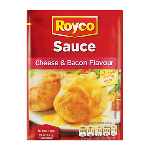 Royco Sauce Cheese And Bacon 38g