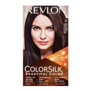 Colorsilk Hair Colour Kit Sun Deep Rich Brown