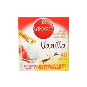 Canderel Vanilla Sweetener 40g