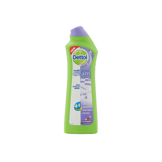 Dettol Multi Surface Cream Cleaner Lavender 750ml x 6
