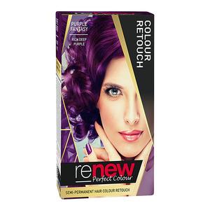 Renew S/perm Hair Colour Purple Fantasy