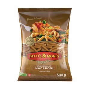 Fatti's & Moni's Wholewheat Macaroni 500g