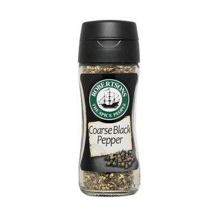 Robertsons Coarse Black Pepper Bottle 100ml x 10